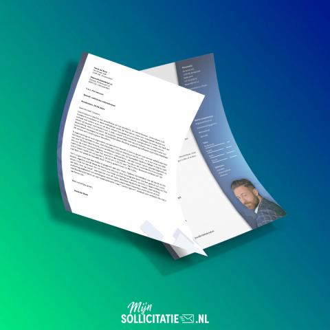 """Motivatiebrief & Cv """"Jobhunter"""" Combinatiepakket"""